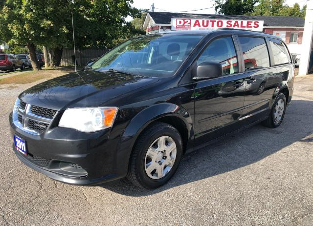 2011 Dodge Grand Caravan 1Owner/Accident Free/Comes Certified/Stow'N'Go