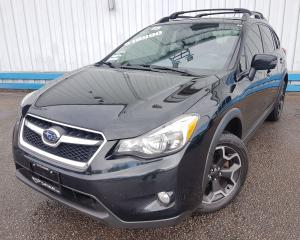 Used 2015 Subaru Crosstrek Limited AWD *LEATHER-SUNROOF* for sale in Kitchener, ON