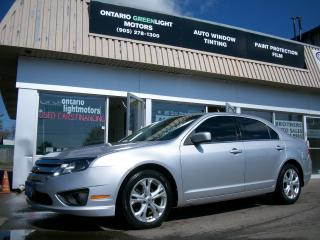 Used 2010 Ford Fusion LOW KM,MICROSOFT SYNC BLUETOOTH,ALLOYS,FOG LIGHTS for sale in Mississauga, ON