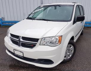 Used 2013 Dodge Grand Caravan C/V CARGO for sale in Kitchener, ON