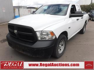 Used 2014 RAM 1500 ST QUAD CAB SWB RWD 5.7L for sale in Calgary, AB