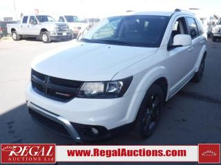 Used 2015 Dodge Journey Crossroad 4D Utility AWD 7PASS 3.6L for sale in Calgary, AB