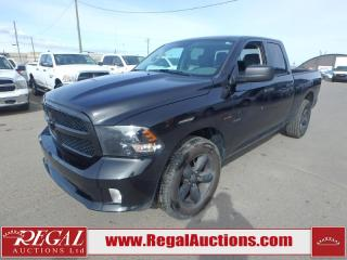 Used 2019 RAM 1500 CLASSIC EXPRESS QUAD CAB 4WD 5.7L for sale in Calgary, AB