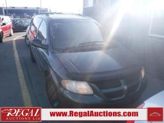 Used 2003 Dodge Grand Caravan Sport 4D Wagon FWD for sale in Calgary, AB