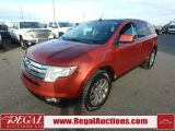 Photo of Orange 2008 Ford Edge