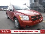 Photo of Orange 2007 Dodge Caliber