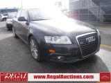 Photo of Black 2010 Audi A6