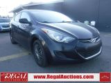 Photo of Black 2011 Hyundai Elantra