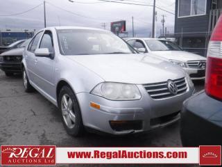 Used 2008 Volkswagen Jetta City 4D Sedan for sale in Calgary, AB
