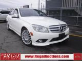 Photo of White 2010 Mercedes-Benz C-CLASS C250 4D SEDAN 4MATIC AWD