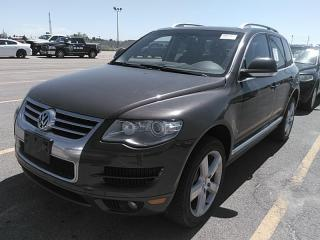 Used 2010 Volkswagen Touareg Diesel Certified 2 yr Warranty Comfortline for sale in Mississauga, ON