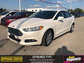 Used 2015 Ford Fusion SE for sale in London, ON