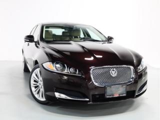 Used 2013 Jaguar XF NAVI   SUNROOF   MERIDIAN   BLINDSPOT for sale in Vaughan, ON