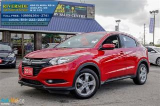 Used 2016 Honda HR-V EX-L for sale in Guelph, ON