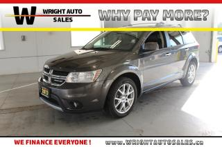 Used 2017 Dodge Journey GT 7 PASSENGER LEATHER 62,335 KMS for sale in Cambridge, ON