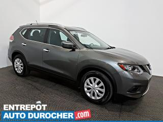 Used 2016 Nissan Rogue S Automatique - AIR CLIMATISÉ - Groupe Électrique for sale in Laval, QC