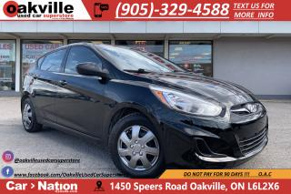 Used 2015 Hyundai Accent GL | HEATED SEATS | KEYLESS ENTRY | CRUISE for sale in Oakville, ON