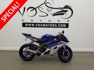 Used 2015 Yamaha YZF-R6 - No Payments For 1 Year** for sale in Concord, ON