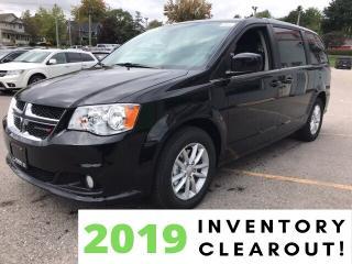 New 2019 Dodge Grand Caravan SXT Premium Plus | DVD | Bluetooth | Stow'n'Go | N for sale in Mitchell, ON