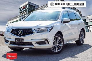 Used 2018 Acura MDX Elite No Accident|7 Yrs Warranty| DVD| 360 Camera| for sale in Thornhill, ON