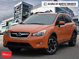 Used 2015 Subaru XV Crosstrek Limited Pkg CVT No Accident| Back-Up Camera for sale in Thornhill, ON