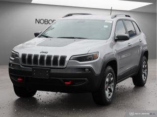 Used 2020 Jeep Cherokee Trailhawk for sale in Mississauga, ON