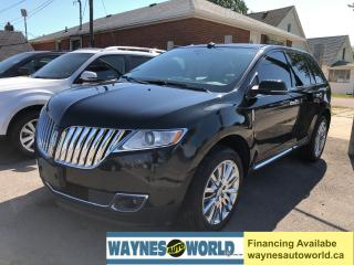 Used 2015 Lincoln MKX *PANORAMIC ROOF*NAVI*LOADED* for sale in Hamilton, ON