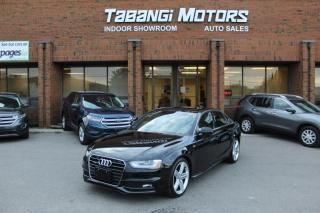 Used 2016 Audi A4 PROGRESSIVE I S-LINE W/SPORT I NAVIGATION I REAR CAM I BT for sale in Mississauga, ON