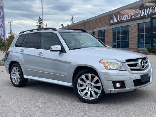 Used 2010 Mercedes-Benz GLK-Class 4MATIC 4dr 3.5L for sale in Barrie, ON