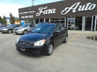 Used 2008 Hyundai Accent 4DR SDN GLS for sale in Scarborough, ON