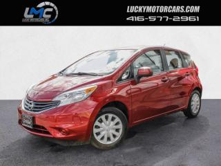 Used 2014 Nissan Versa Note SV-AUTO-BLUETOOTH-ONLY 115KMS-NO ACCIDENTS for sale in Toronto, ON