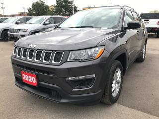 New 2020 Jeep Compass Sport Automatic FWD for sale in Hamilton, ON