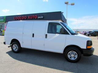 Used 2015 Chevrolet Express 2500 Cargo FFV Automatic AC Certified for sale in Milton, ON