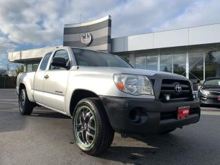 Used 2007 Toyota Tacoma 2.7L 4CYL AUTO A/C ALLOYS 216KM for sale in Langley, BC