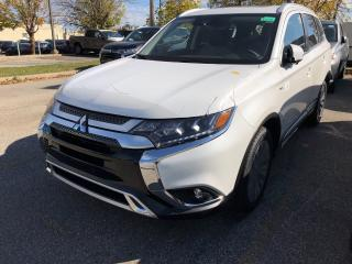 Used 2020 Mitsubishi Outlander GT for sale in Mississauga, ON