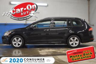 Used 2018 Volkswagen Golf Sportwagen 4MOTION ALL-WHEEL-DRIVE REAR CAM HTD SEATS NAV REA for sale in Ottawa, ON