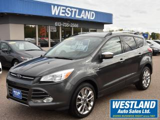 Used 2016 Ford Escape SE AWD for sale in Pembroke, ON