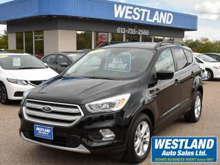 Used 2018 Ford Escape SEL AWD for sale in Pembroke, ON