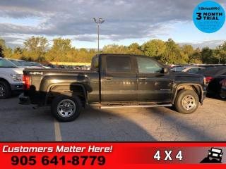 Used 2014 GMC Sierra 1500 Base  4X4 5.3L CREW PWR-GRP TOW for sale in St. Catharines, ON
