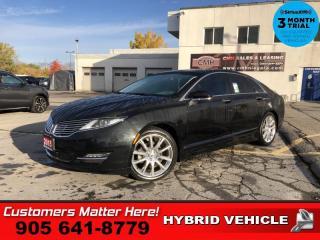 Used 2015 Lincoln MKZ Hybrid  HYBRID RESERVE NAV CS HS CAM for sale in St. Catharines, ON