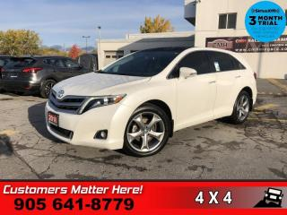 Used 2016 Toyota Venza AWD V6 Limited  AWD V6 LTD NAV ROOF LEATH for sale in St. Catharines, ON