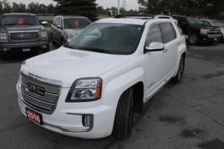 Used 2016 GMC Terrain Denali for sale in Carleton Place, ON