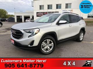 Used 2019 GMC Terrain SLE  AWD CAM P/SEAT CLIMATE REMOTE for sale in St. Catharines, ON