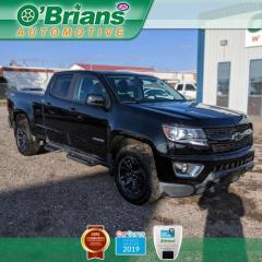Used 2017 Chevrolet Colorado Z71 w/4x4, Command Start, Backup Camera for sale in Saskatoon, SK
