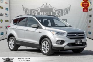 Used 2017 Ford Escape SE, AWD, NO ACCIDENT, BACK-UP CAM, NAVI, SENSORS for sale in Toronto, ON