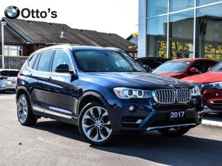 Used 2017 BMW X3 xDrive28i NAV, SUNROOF for sale in Ottawa, ON