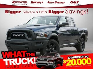 Used 2019 RAM 1500 Classic SLT for sale in Etobicoke, ON