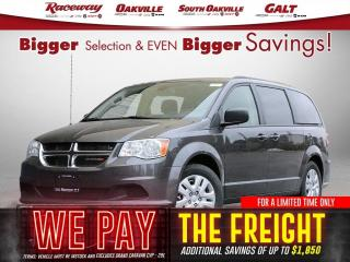 Used 2019 Dodge Grand Caravan CVP/SXT for sale in Etobicoke, ON