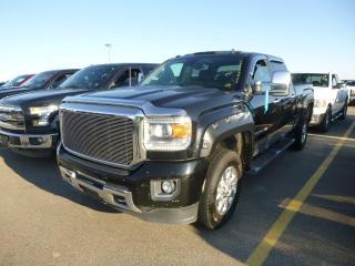 Used 2015 GMC Sierra 3500 Denali for sale in Edmonton, AB