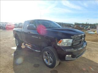 Used 2012 RAM 1500 SPORT for sale in Edmonton, AB